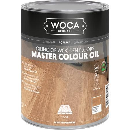 Woca Woca Master Kleur Olie Extra Wit 1 Liter
