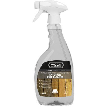 Woca Hout diepreiniger en ontgrijzer Spray 0,75 Liter