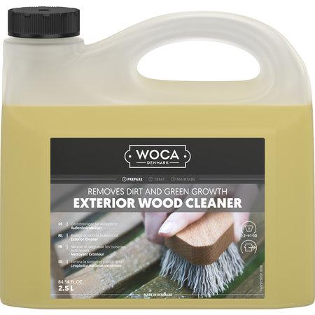 Woca Woca Hout Reiniger Voor Vuil en Groene Aanslag 2,5L