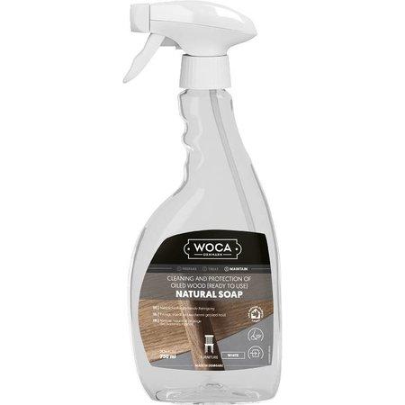 Woca Woca Natuurzeep Wit 0,75 Liter Sprayflacon