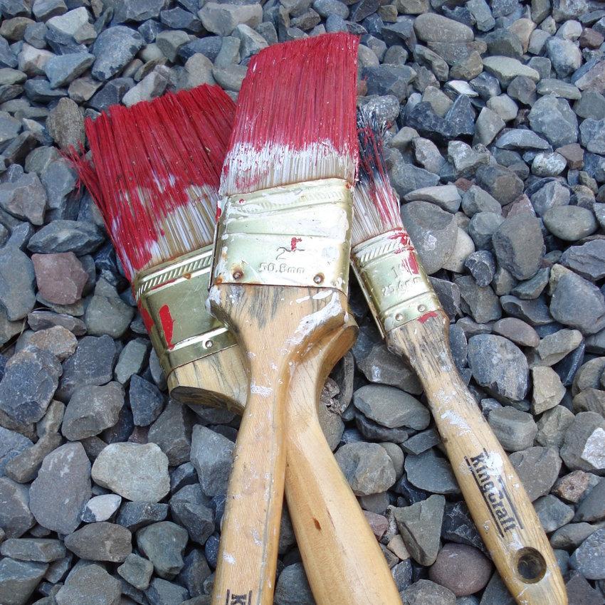 Welke kwasten en rollers zijn het beste voor beits en tuinbeits?