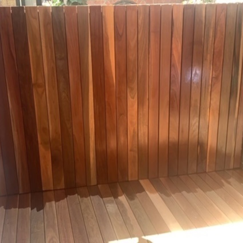 Hardhout olie vs beits - Wat kan ik beter gebruiken? hout olie of beits