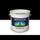Teknos Drywood Woodstain VV Zwart  2,5 Liter RAL9005