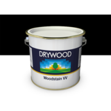 Teknos Drywood Woodstain VV Zwart  2,5 Liter