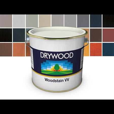 Teknos Drywood Woodstain VV Alle Kleuren - Zelf Kiezen