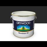 Teknos Drywood Woodstain VV Ebony Zwart Mat 20 Liter