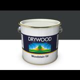 Teknos Drywood Woodstain VV Zwartgrijs 2,5 Liter (RAL7021)