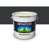 Teknos Drywood Woodstain VV Zwartgrijs 10 Liter (RAL7021)
