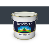Teknos Drywood Woodstain VV Antraciet 2,5 Liter