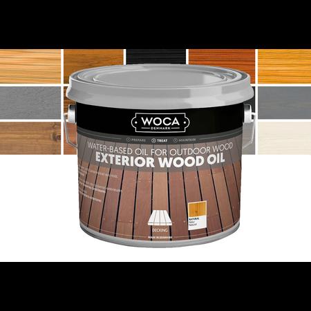 Woca Woca Hout Olie In Verschillende Kleuren 0,75L Voor Buiten