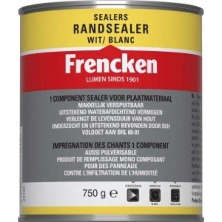 Frencken Frencken Randsealer Wit 0,75L voor plaatmateriaal
