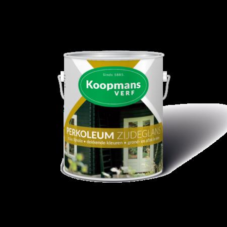 Koopmans Koopmans Perkoleum Dekkend Zijdeglans Alle Kleuren 2,5 liter