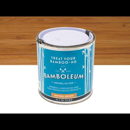 Beitz Bamboleum Olie Voor Bamboe en Hardhout 1L = 15 m2