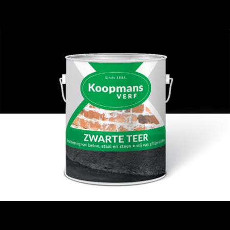 Koopmans Koopmans Zwarte Teer 750 ML