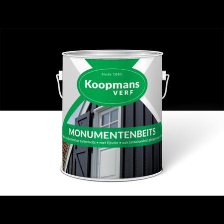 Koopmans Koopmans Zwarte monumentenbeits 2,5 Liter