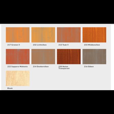 Koopmans Perkoleum Transparant Zijdeglans alle Kleuren 0,75L