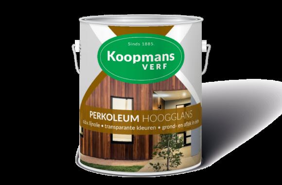 Koopmans Perkoleum voor blokhutten en tuinhuizen