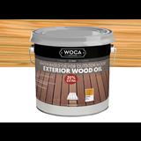 Woca Woca Exterior oil Naturel 2,5 Liter