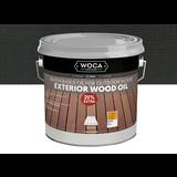 Woca Woca Exterior oil Antraciet 3 Liter AANBIEDING