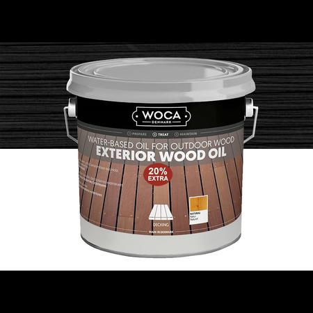 Woca Woca Exterior oil Zwart 2,5 Liter