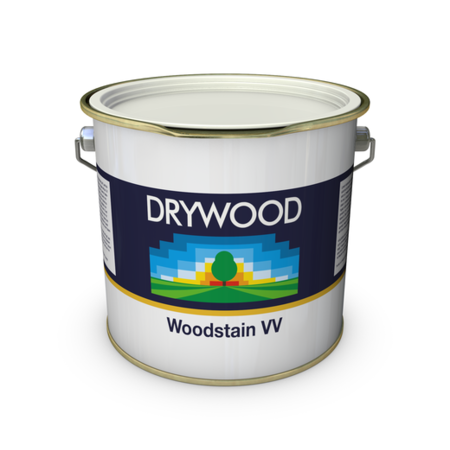 "Teknos Drywood Woodstain VV ""Zwolle"" (D769) Mat Transparant"
