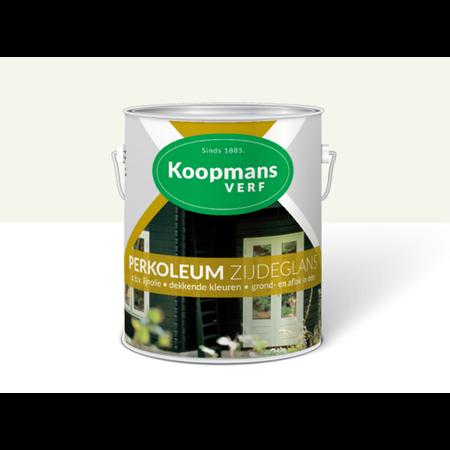 Koopmans Koopmans Perkoleum Crèmewit Dekkend Zijdeglans
