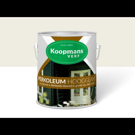 Koopmans Koopmans Perkoleum Crèmewit Dekkend Hoogglans