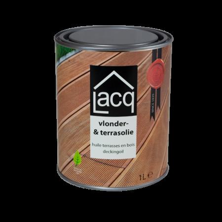 Lacq Lacq - Vlonder & Terrasolie - Bankirai Voor behandeling terrassen