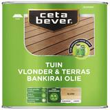 CetaBever Vlonder- & terrasolie Bankirai