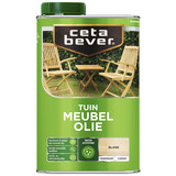 CetaBever Cetabever Tuinmeubelolie Waterproof 1L of 0,5L