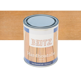 Beitz Beitz - Hardhout olie naturel 1liter Plantaardig