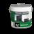 OAF Houtcoat Teerlook 0,75 Liter Mat Zwart - Teer vervanger