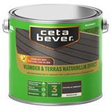 CetaBever Vlonder & Terras Natuurlijk Effect 2,5L Natuurlijk vergrijsd