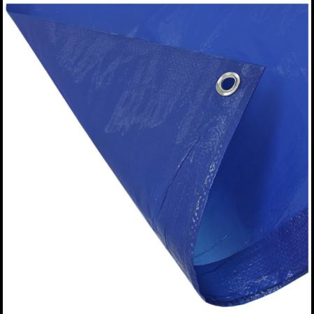 Beitz Afdekzeil Blauw 110 gram per m2 verschillende maten - Copy