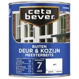 CetaBever Meesterbeits Deur & Kozijnen Wit 0,75L Zijdeglans