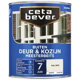 CetaBever Meesterbeits Deur & Kozijnen RAL9010 0,75L Zijdeglans