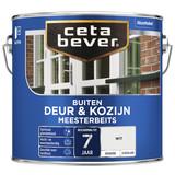 CetaBever Meesterbeits Deur & Kozijnen Wit 2,5L Zijdeglans