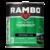 Rambo Rambo Pantserbeits Tuinhout Diepzwart 0,75L