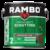 Rambo Rambo Pantser Beits Schutting Antraciet 2,5 Liter Mat