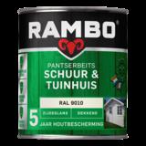 Rambo Rambo Pantserbeits Schuur & Tuinhuis 0,75L Dekkend - Alle Kleuren