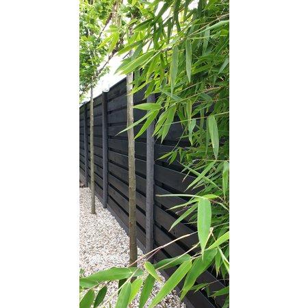 Teknos Drywood Woodstain VV Ebony Zwart Mat 2,5 Liter