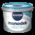 Histor Histor Monodek RAL9016 Verkeerswit Mat Latex  10 Liter