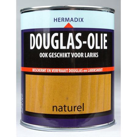Hermadix Douglas Olie 1L Naturel - Voor Lariks en Douglas!