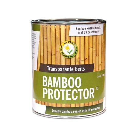 Bamboe UV beits transparant 1 Liter