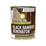 Bamboe - Donkere bamboe renovatie UV  beits 1L