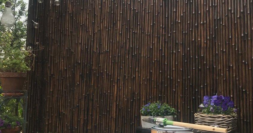 Bamboe behandelen en onderhouden - Alles over Bamboe onderhoud
