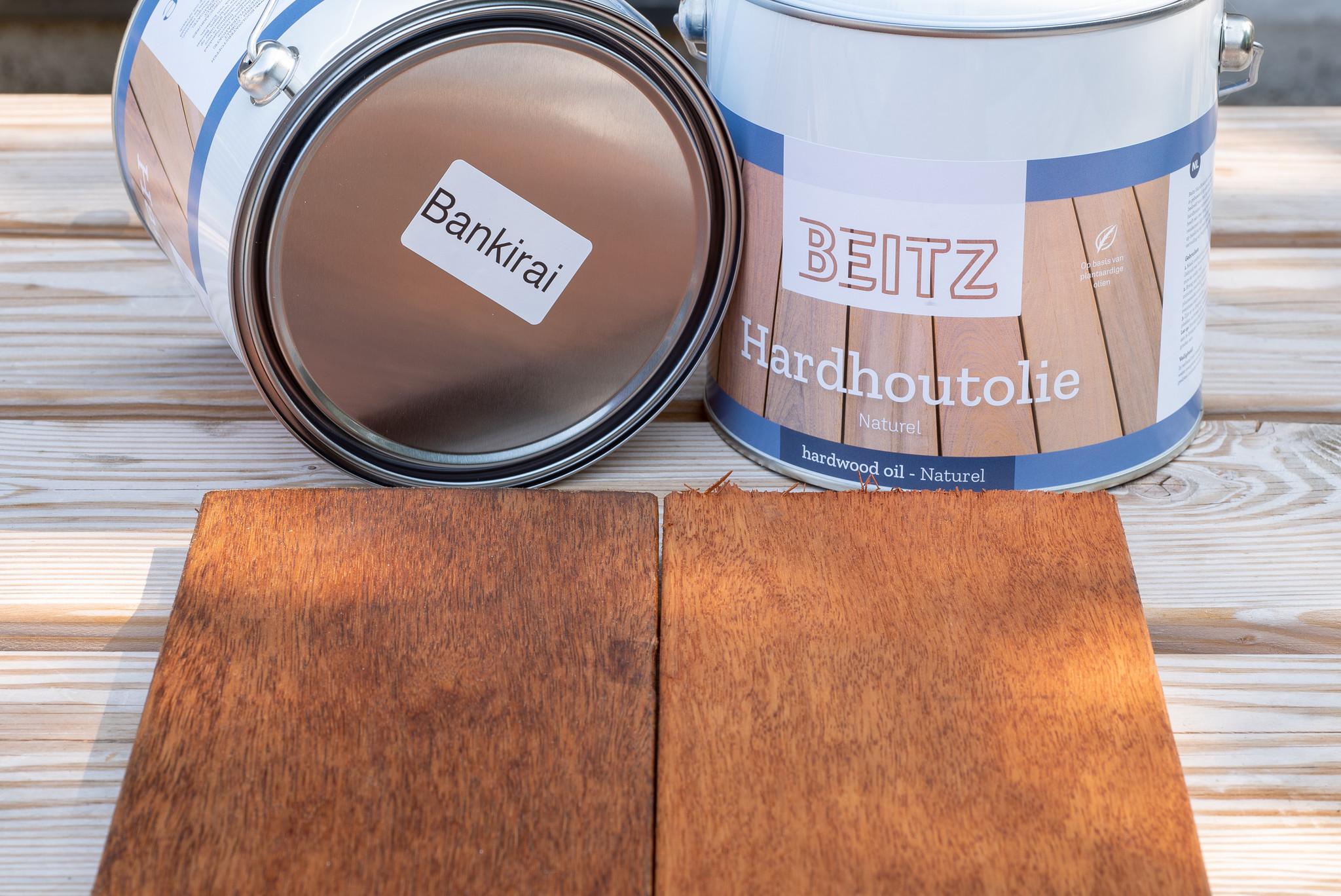 Beitz hardhout olie kleuren