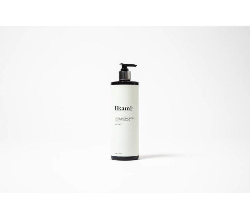 Likami Hand & Body wash aloe vera-oats