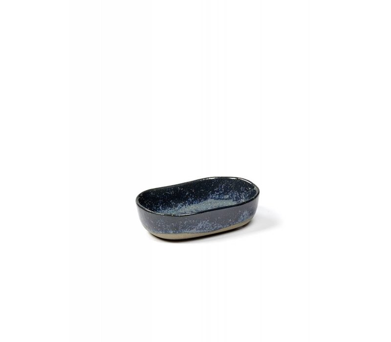 Serax Merci Deep Plate N°8 - blue/gray