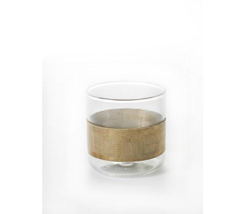 Serax verre cuivre P7 X H7